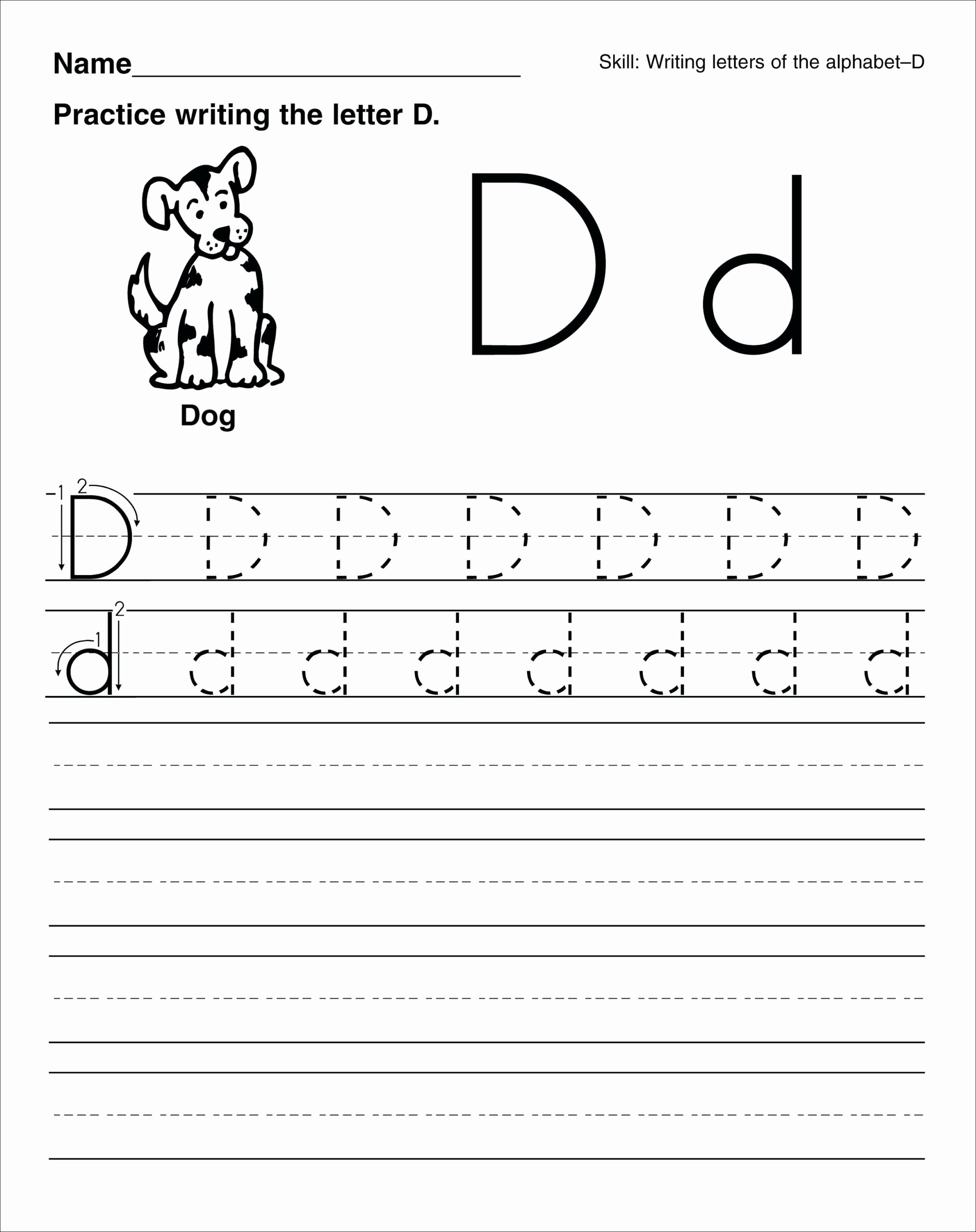 Abc Worksheets for Preschoolers Lovely Worksheet 1st Grade Writing Prompts Free Match Three Games