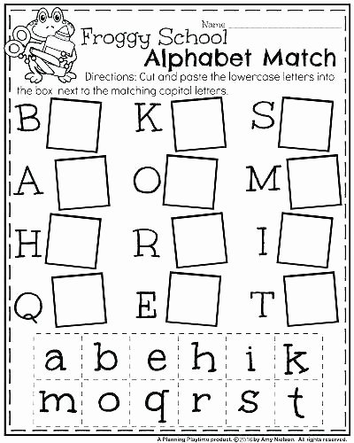 Abc Worksheets for Preschoolers Lovely Worksheet Tremendous Free Printable Worksheets for