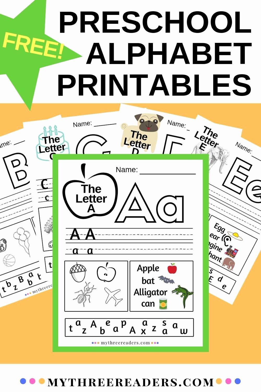 Alphabet Learning Worksheets for Preschoolers Lovely Math Worksheet Alphabet Worksheets Z Printablesr Preschool
