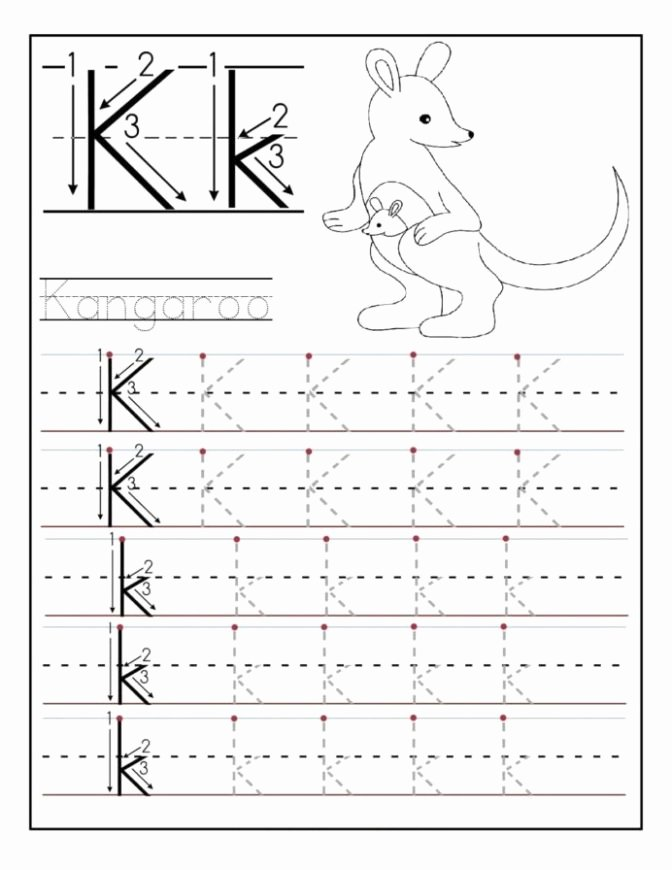 Alphabet Writing Worksheets for Preschoolers Inspirational Coloring Pages Awesome Printable Alphabet Tracing