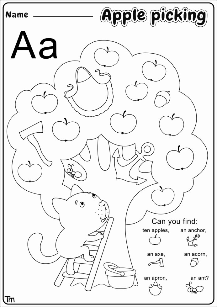 Ant Worksheets for Preschoolers Fresh Apples they E From Preschool theme Worksheet Number 21