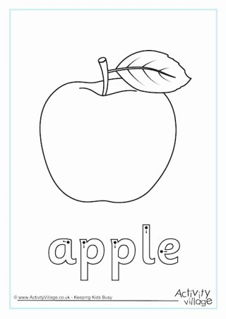 Apple Worksheets for Preschoolers top Apple Worksheets