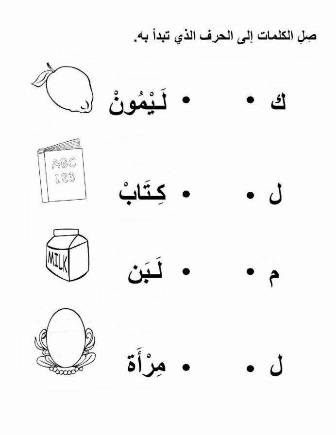Arabic Alphabet Worksheets for Preschoolers Fresh Arabic Free Letter Worksheets Printable and Handwriting 3rd