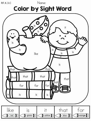 Art Worksheets for Preschoolers top Back to School Literacy Kindergarten