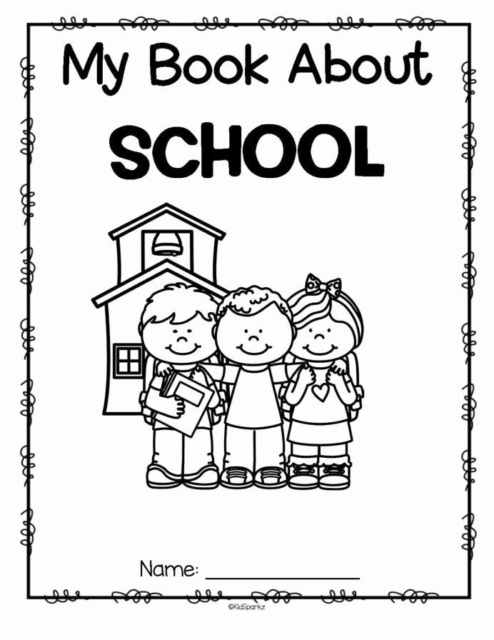 Back to School Worksheets for Preschoolers Inspirational Munity Nursery School Preschool Back to School theme