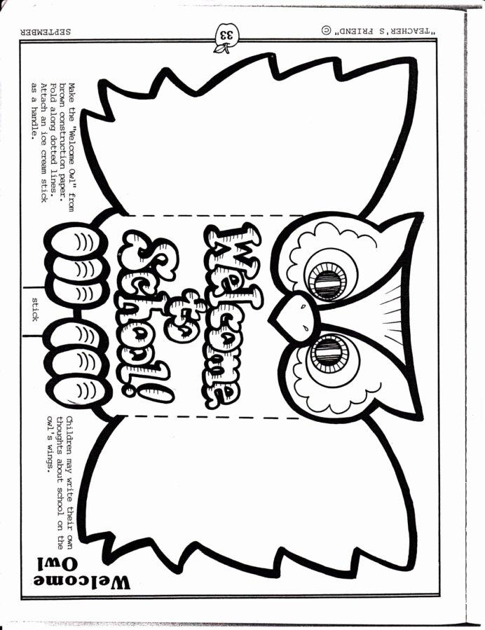 Back to School Worksheets for Preschoolers Unique Wel E Back to School Worksheets Printable Kindergarten