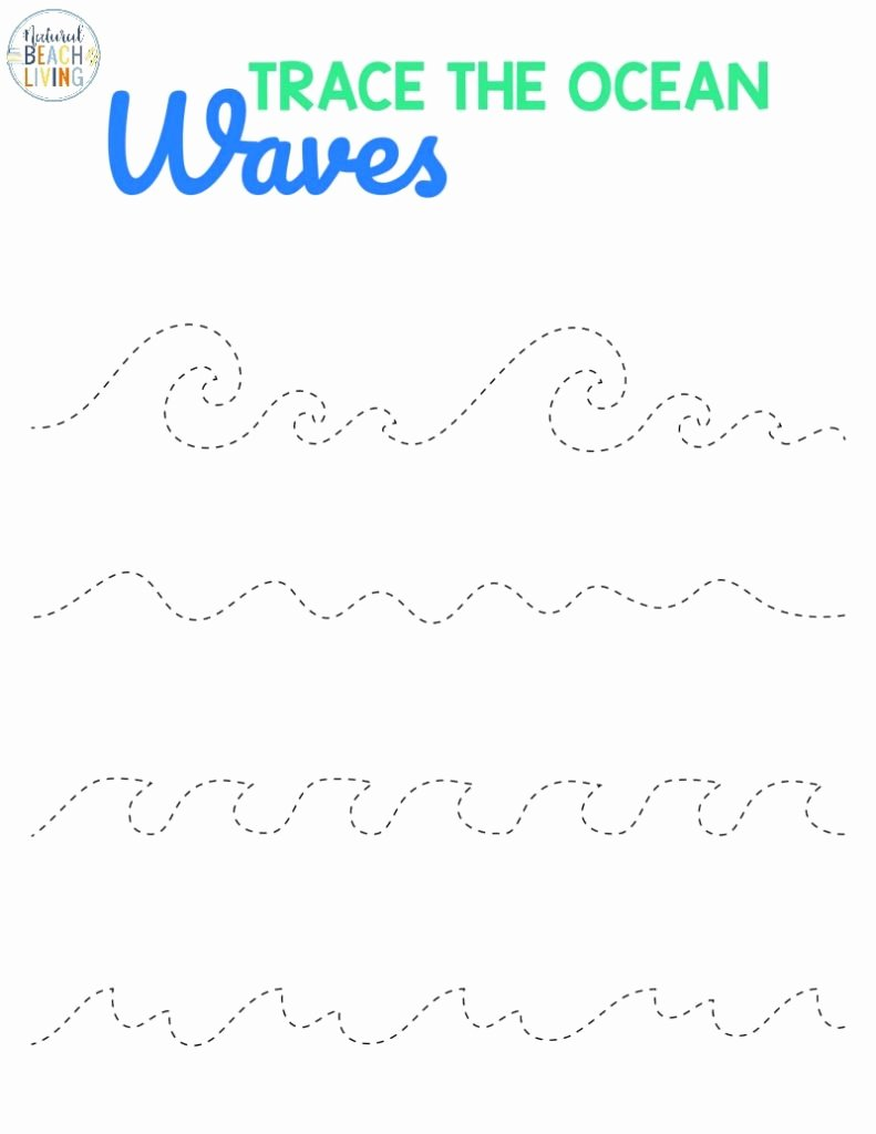 Beach Worksheets for Preschoolers Fresh Preschool Beach Printables and Activities Natural Beach Living