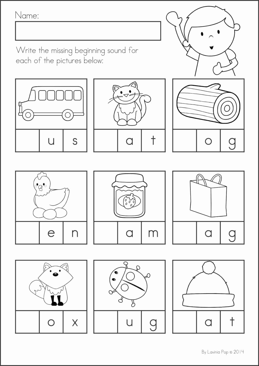 Beginning sounds Worksheets for Preschoolers Fresh Worksheet Worksheet Www Kindergarten Outstanding