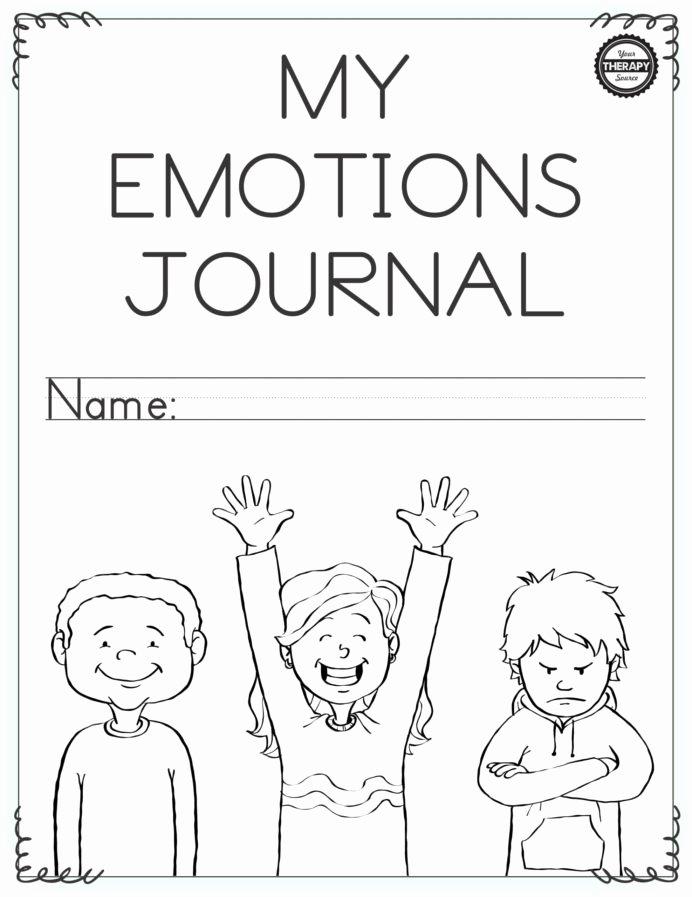 Behavior Worksheets for Preschoolers Lovely Emotional Regulation Worksheets for Boys and Girls Your