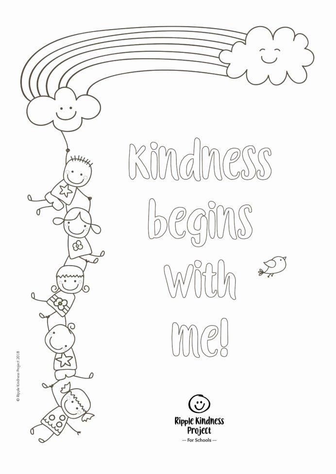 Behavior Worksheets for Preschoolers New Free Printables Teaching Kindness Activities Behavior