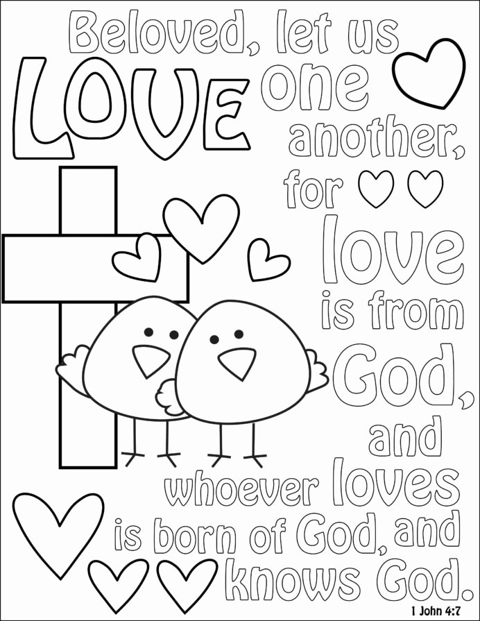 Bible Worksheets for Preschoolers top Children Bible Worksheets Printable Valentine Bible
