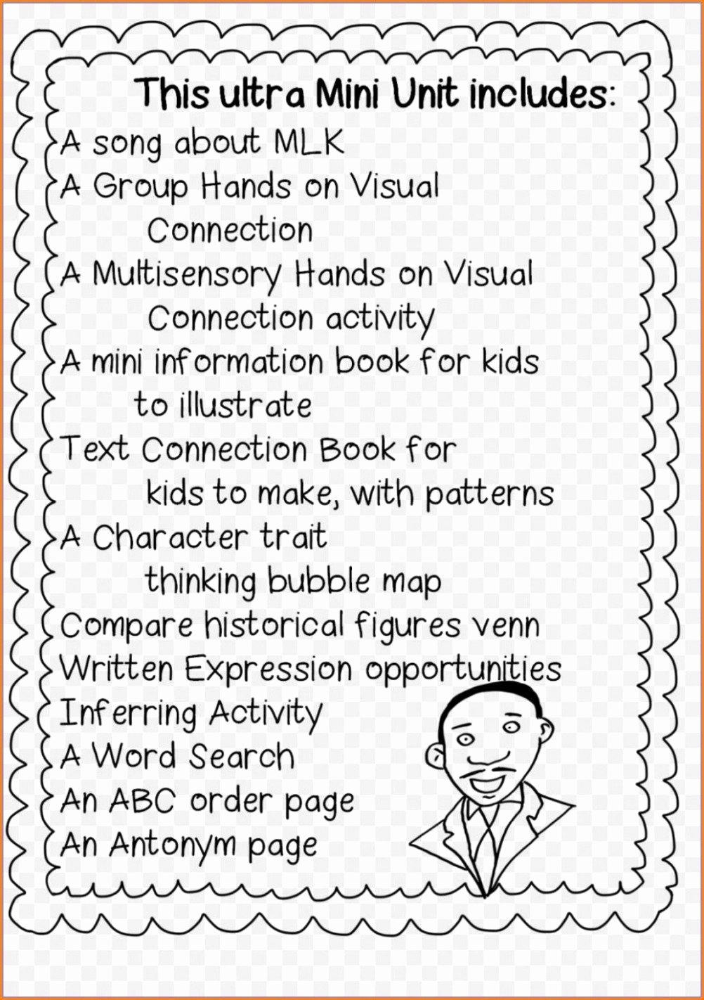 Black History Worksheets for Preschoolers New Black History Month Worksheets for Kindergarten