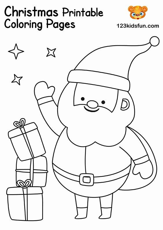 Christmas Worksheets for Preschoolers Printables top Free Christmas Printable