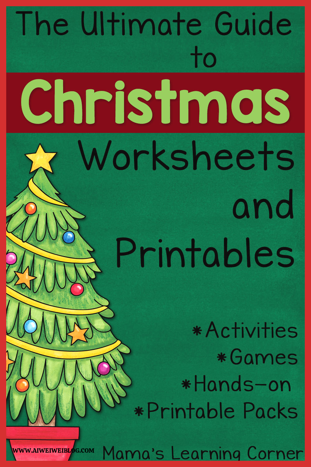 Christmas Worksheets Ideas for Kids Beautiful the Ultimate Guide to Christmas Worksheets and Printables
