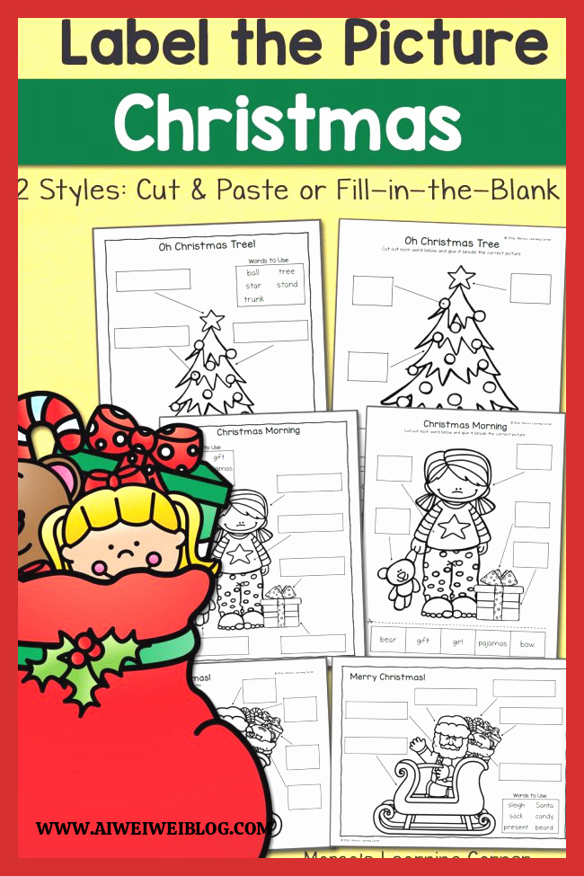 Christmas Worksheets Ideas for Kids Best Of the Ultimate Guide to Christmas Worksheets and Printables
