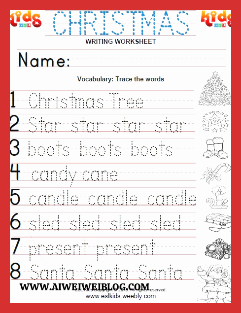 Christmas Worksheets Ideas for Kids Lovely Christmas Activities Games and Worksheets for Kids