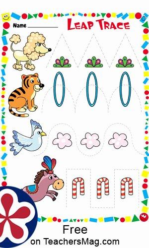 Circus Worksheets for Preschoolers Beautiful Free Printable Circus Worksheets Teachersmag