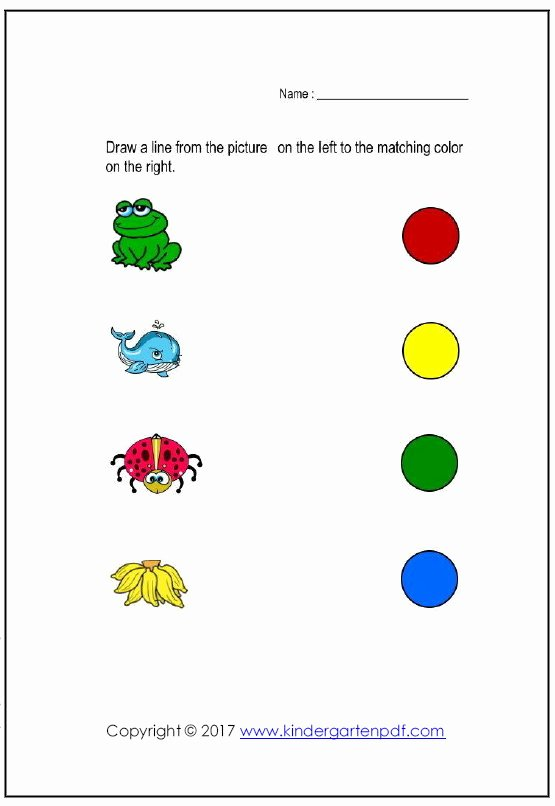 Color Recognition Worksheets for Preschoolers Unique Coloring Pages Splendi Color Recognition Worksheets Color