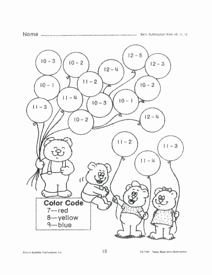 Coloring Activity Worksheets for Preschoolers Fresh Worksheet Activities for Kids Printable Coloring