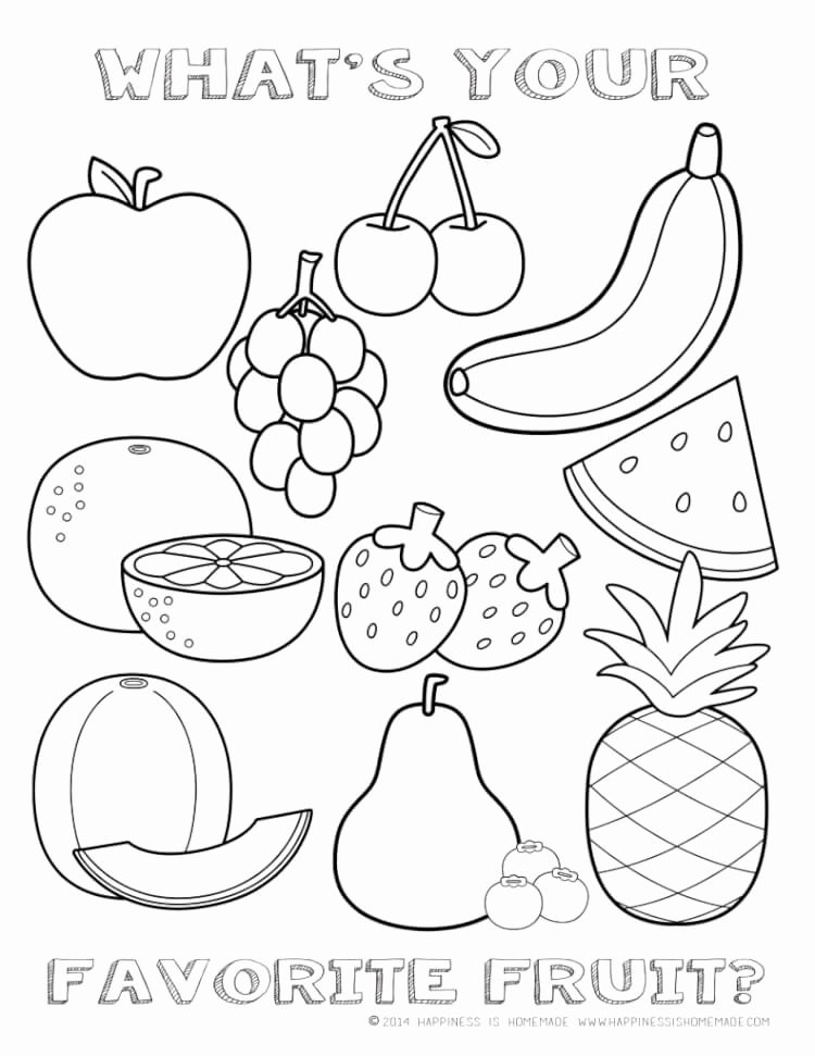 Coloring Worksheets for Preschoolers Fresh 29 Tremendous Free Coloring Printables for Preschoolers