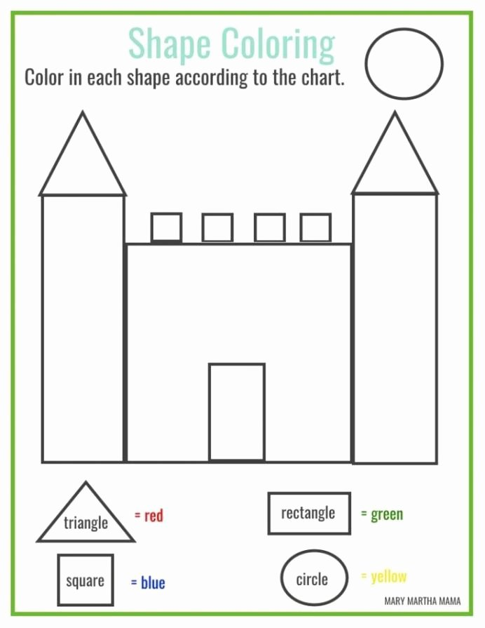 Colors and Shapes Worksheets for Preschoolers Best Of Colors Worksheets Dinosaur Matching Book Worksheet Practice