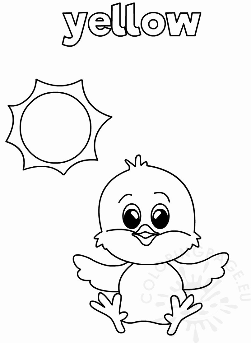 Colour Worksheets for Preschoolers Fresh Excelent Color Worksheets for toddlers – Slavyanka