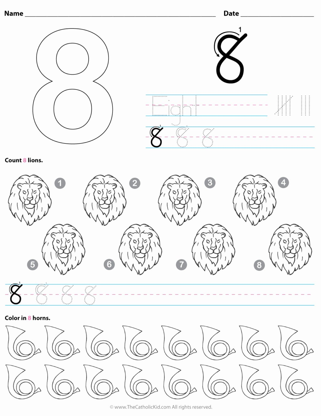 Colour Worksheets for Preschoolers top Worksheet Printable Pages for Kindergarten Worksheet