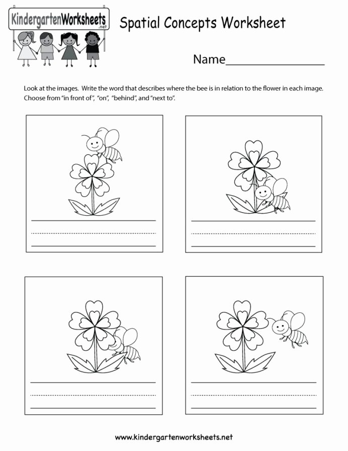Concept Worksheets for Preschoolers Awesome Equal Fractions Worksheets In and Concept Worksheets