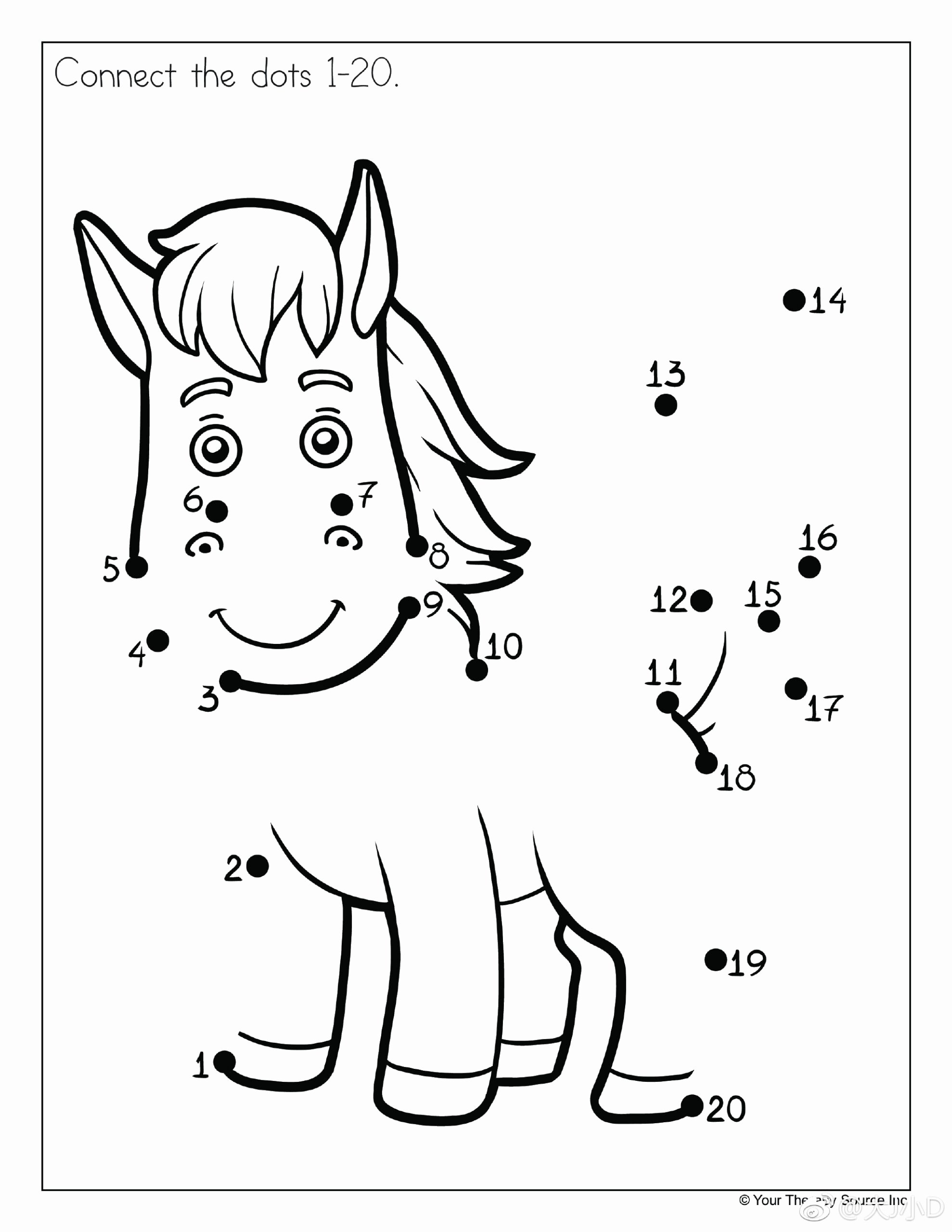 Connecting Dots Worksheets for Preschoolers top Connect the Dots Worksheets for Grade – Kingandsullivan