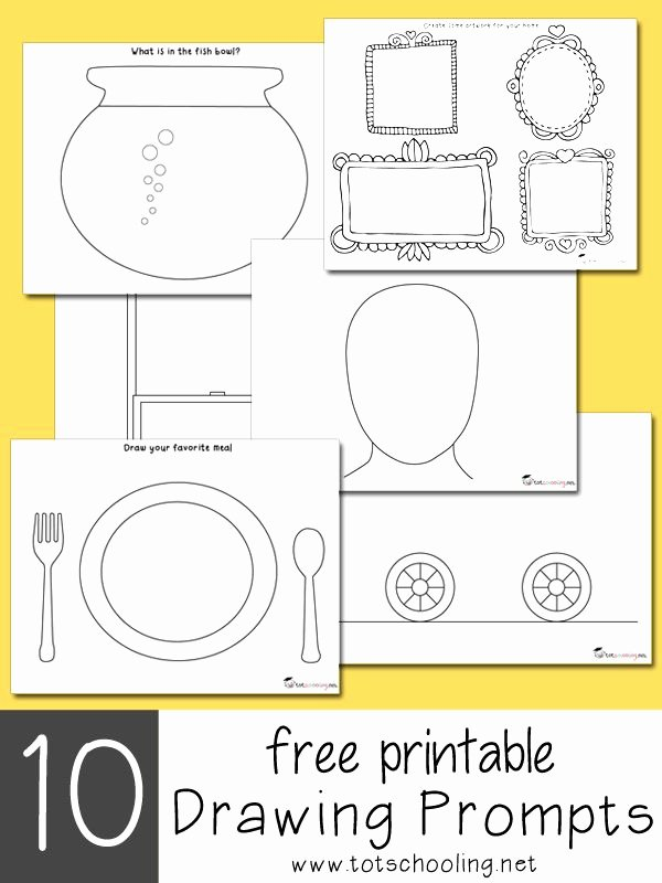 Creative Worksheets for Preschoolers Awesome 10 Creative Art Activities