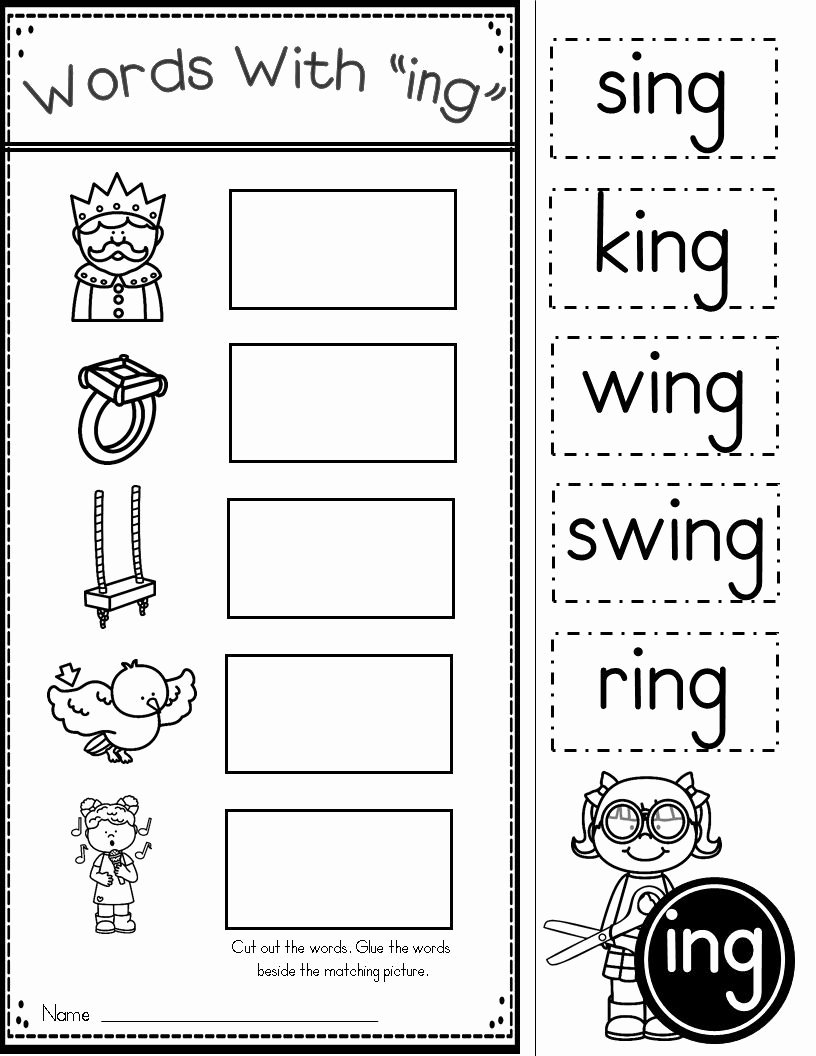 Creative Worksheets for Preschoolers Lovely Worksheet Best Games sorting for toddlers Name Tracing