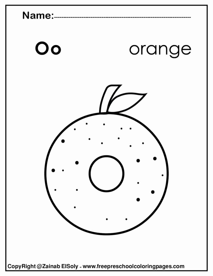 Creative Worksheets for Preschoolers Unique Set Creative Alphabet Lowercase Letters for Kids Free