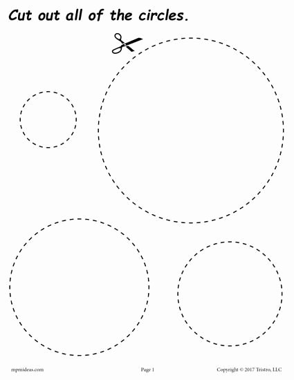 Cutting Shapes Worksheets for Preschoolers Beautiful Pin On Shapes Worksheets Coloring Pages & Activities