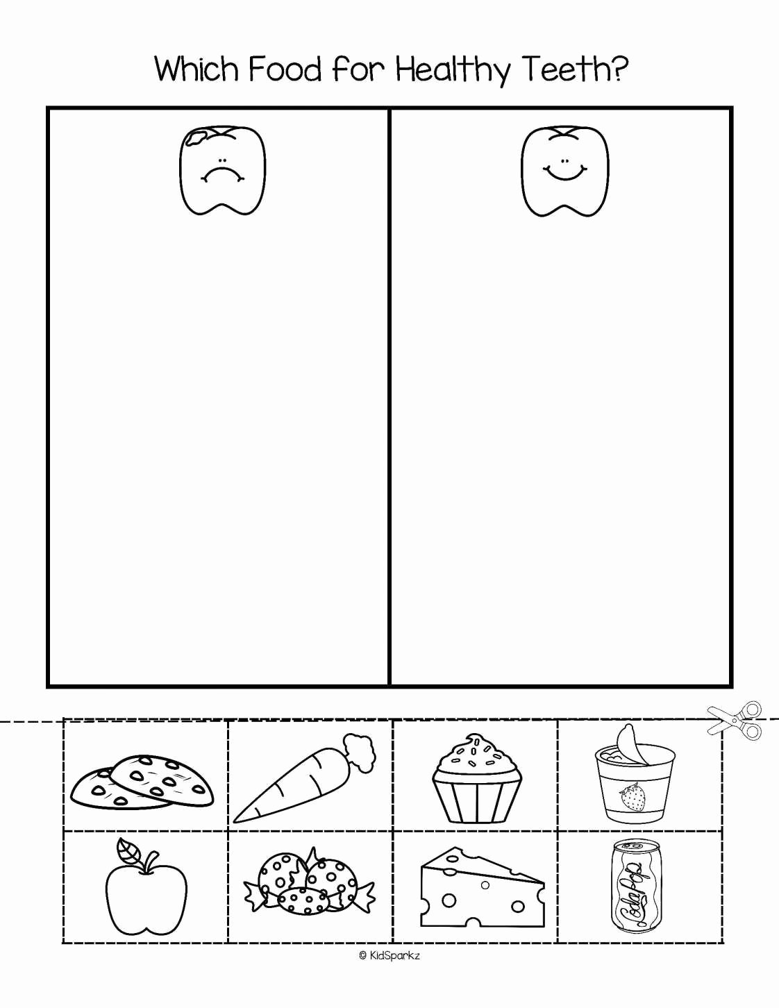 Dental Worksheets for Preschoolers Best Of 8 tooth Worksheet Preschool Teethworksheetpreschool