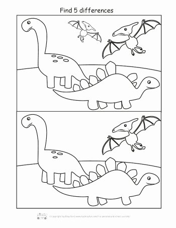 Dinosaur Worksheets for Preschoolers Beautiful Dinosaur Printable Preschool and Kindergarten Pack