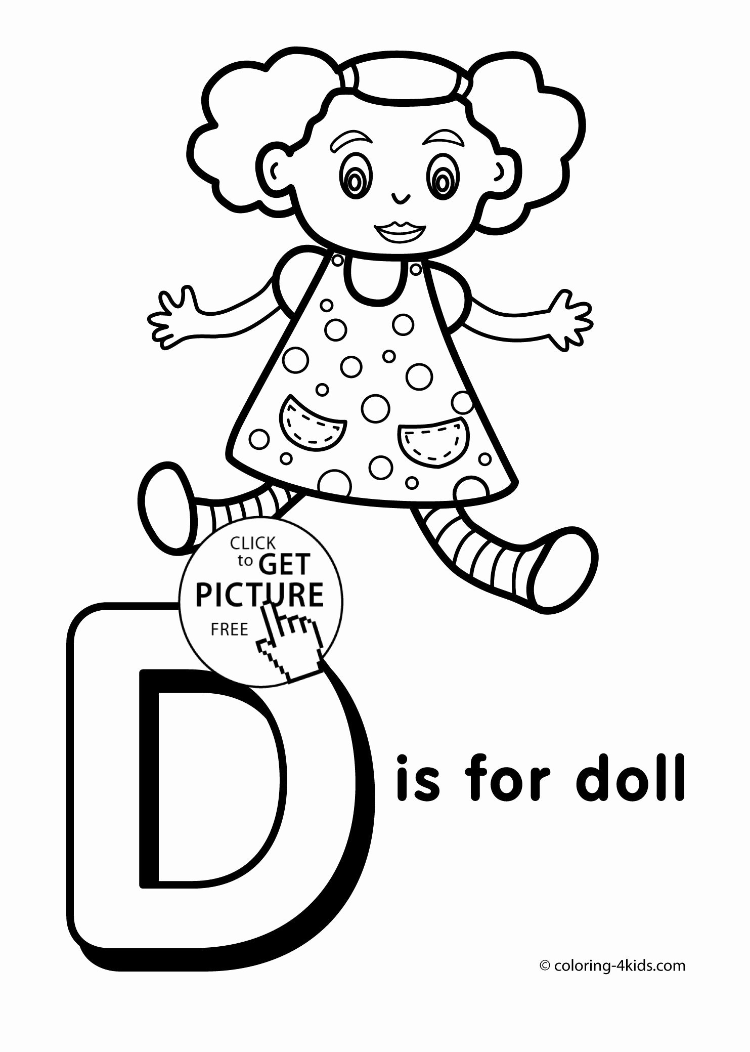 Dltk Worksheets for Preschoolers Unique Dltk Printables Letters Dltk Printable Letters Free