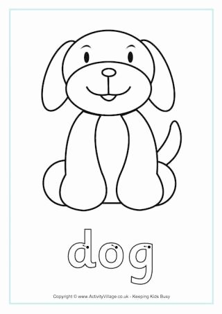 dog finger tracing 460