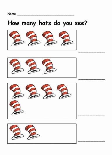 Dr Seuss Worksheets for Preschoolers Fresh Image Result for Dr Seuss Preschool Worksheets