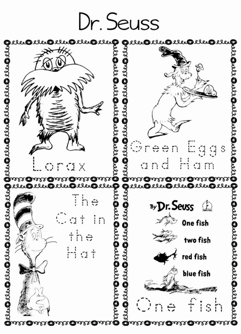 Dr Seuss Worksheets for Preschoolers Inspirational Download Dr Seuss Worksheets Preschool Clipart Pre School