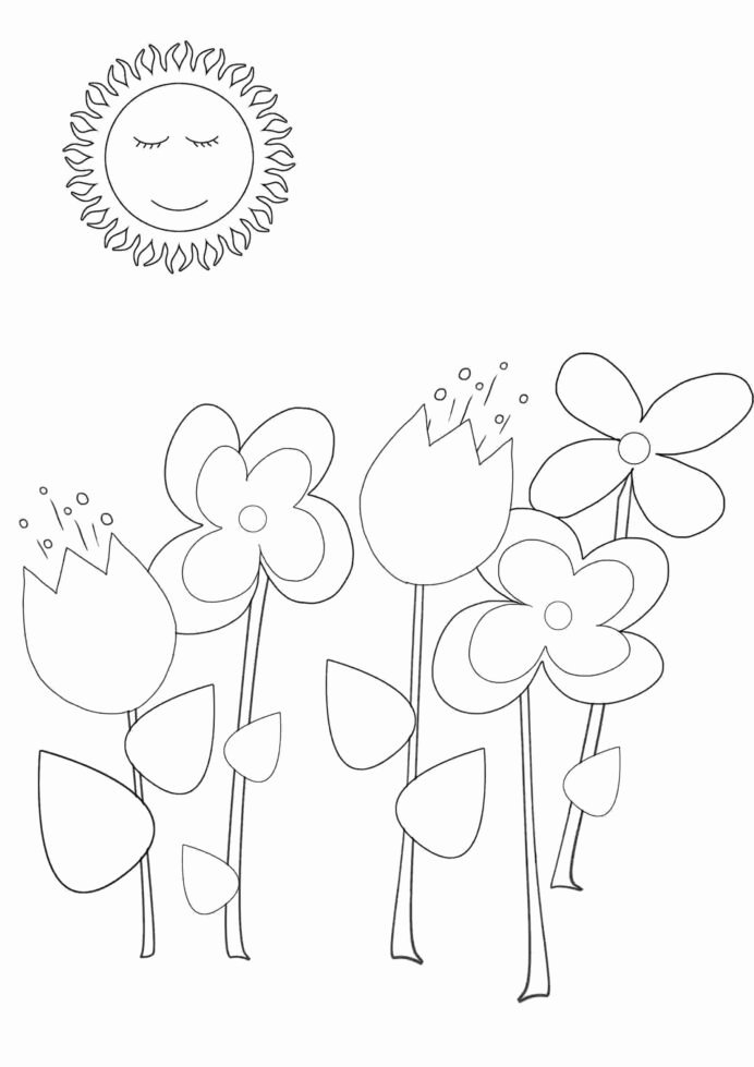 Drawing Worksheets for Preschoolers Awesome Coloring Printable Sheets Summer Free Preschool Drawing