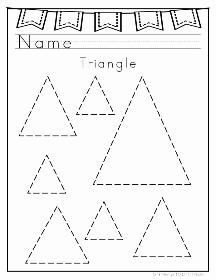 Drawing Worksheets for Preschoolers top Use these Worksheets with My Preschoolers to Practice Shape