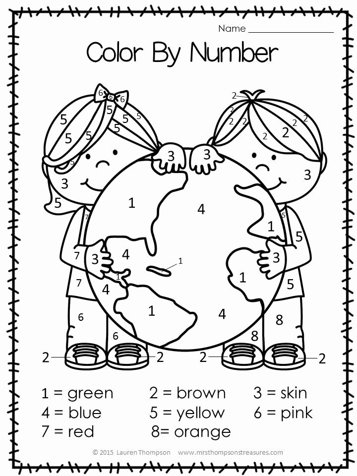 Earth Day Worksheets for Preschoolers top Free Earth Day Printable Activities