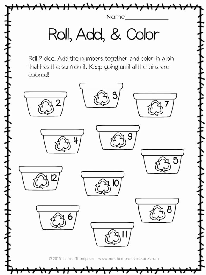 Earth Worksheets for Preschoolers Inspirational Free Earth Activities Crafts Math Worksheets for
