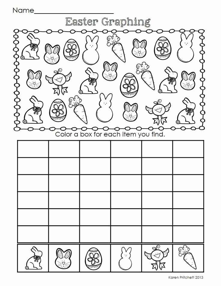 Easter Worksheets for Preschoolers Awesome Easter Worksheets for Preschool