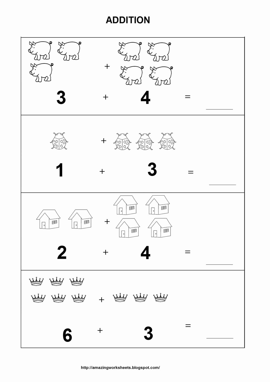 Easy Worksheets for Preschoolers Lovely Math Worksheet Outstanding Easy Worksheets for