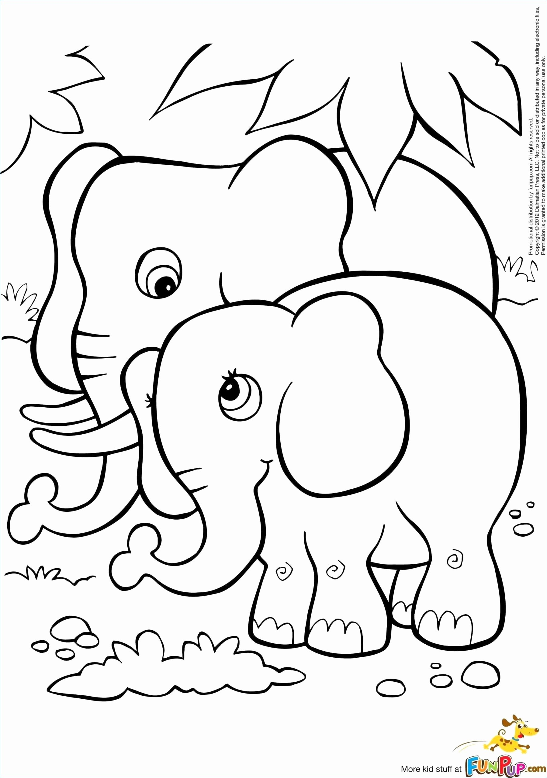 Elephant Worksheets for Preschoolers Lovely Summer Coloring Pages for Kindergarten Preschoolers Best
