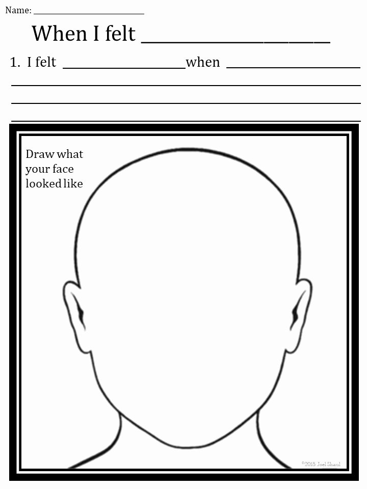 Emotion Worksheets for Preschoolers Awesome Cbt Emotion Worksheets Links to Each Worksheet Series social