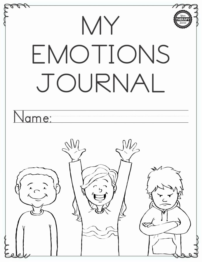 Emotions Worksheets for Preschoolers Best Of Emotional Regulation Worksheets for Boys and Girls Your