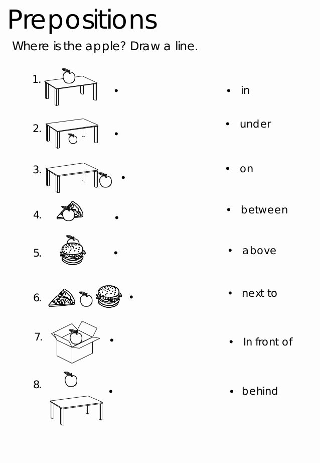 Esl Worksheets for Preschoolers Best Of Esl Worksheets and Activities for Kids