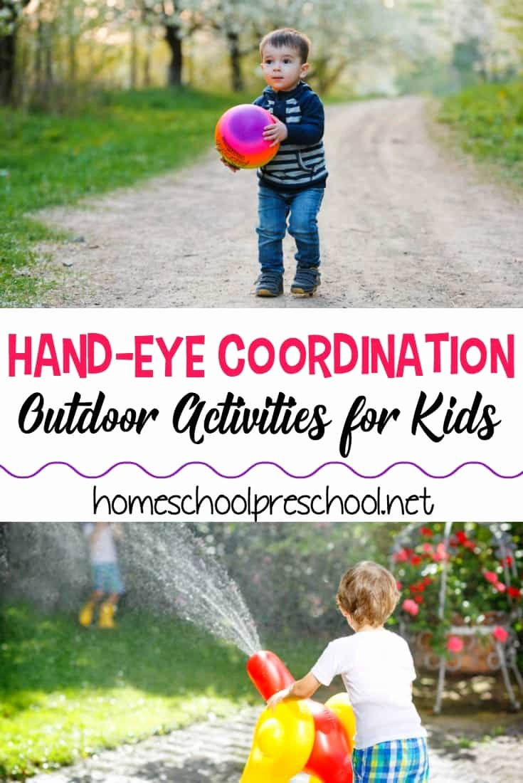 Eye Hand Coordination Activities Worksheets for Preschoolers Inspirational 14 Amazing Hand Eye Coordination Activities for Preschoolers